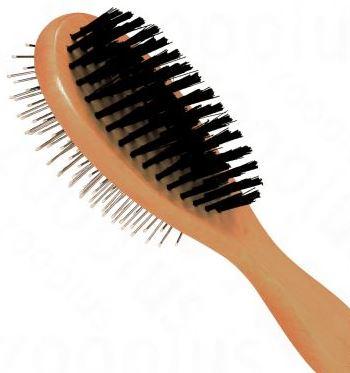 brosse à lissage