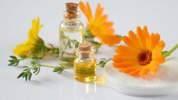 huiles essentielles fleurs