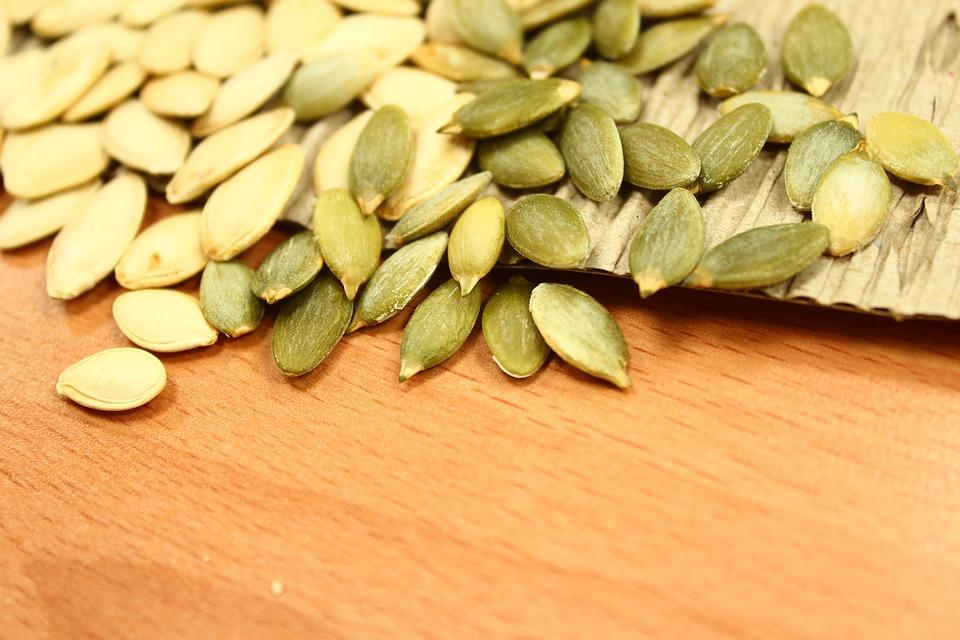 graines de citrouille courge