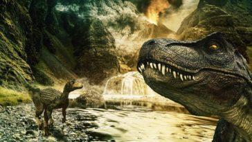 dinosaures t. rex
