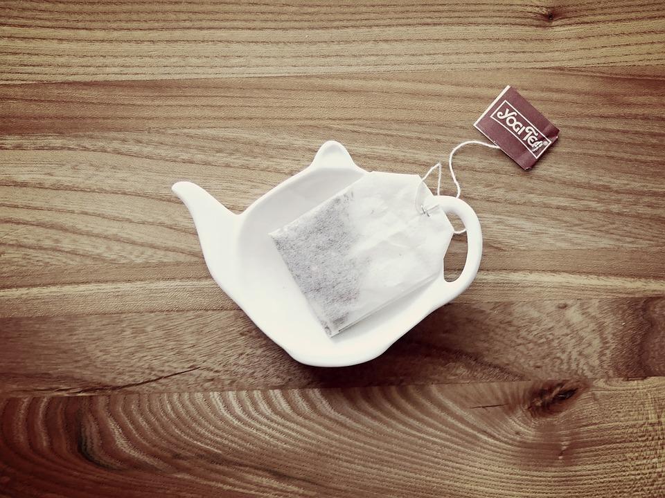 sachet thé