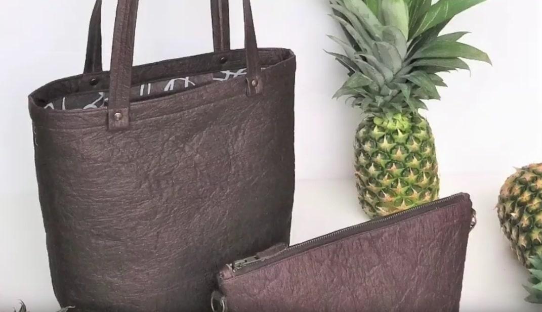 pinatex cuir ananas