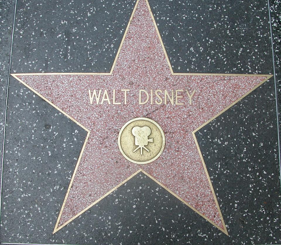 étoile Hollywood