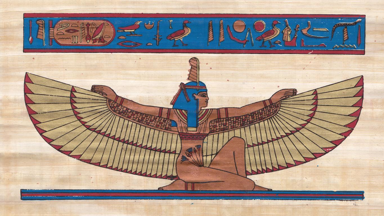 Maât egypte